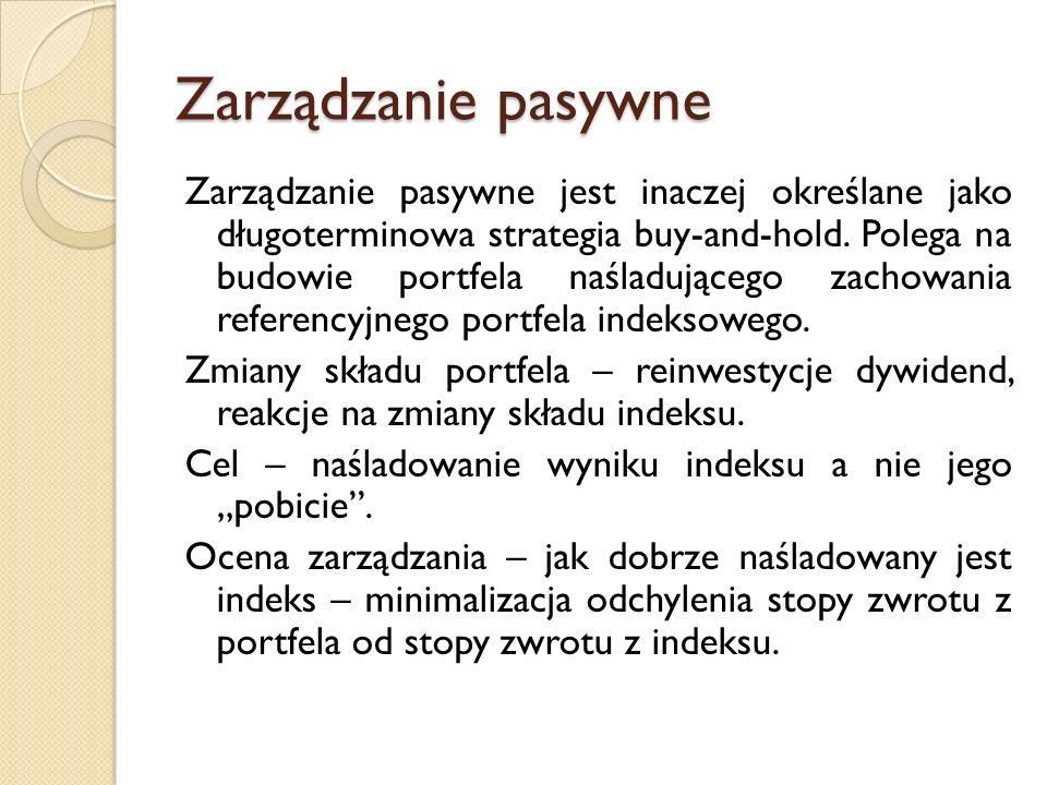 Fundusze ETF z ekspozycją na polski rynek akcji znajdujące się w obrocie na zagranicznych parkietach: Market Vectors Poland ETF zarządzany przez Van Eck Global - odwzorowuje indeks Market Vectors Poland Index, jest notowany na NYSE Arca iShares MSCI Poland Capped ETF zarządzany przez BlackRock - odwzorowuje indeks MSCI Poland IMI 25/50 Index, jest notowany na NYSE Arca iShares MSCI Poland UCITS ETF zarządzany przez BlackRock - odwzorowuje indeks MSCI Poland Index, jest notowany na London Stock Exchange (w USD i GBP) i na Deutsche Boerse (w euro)