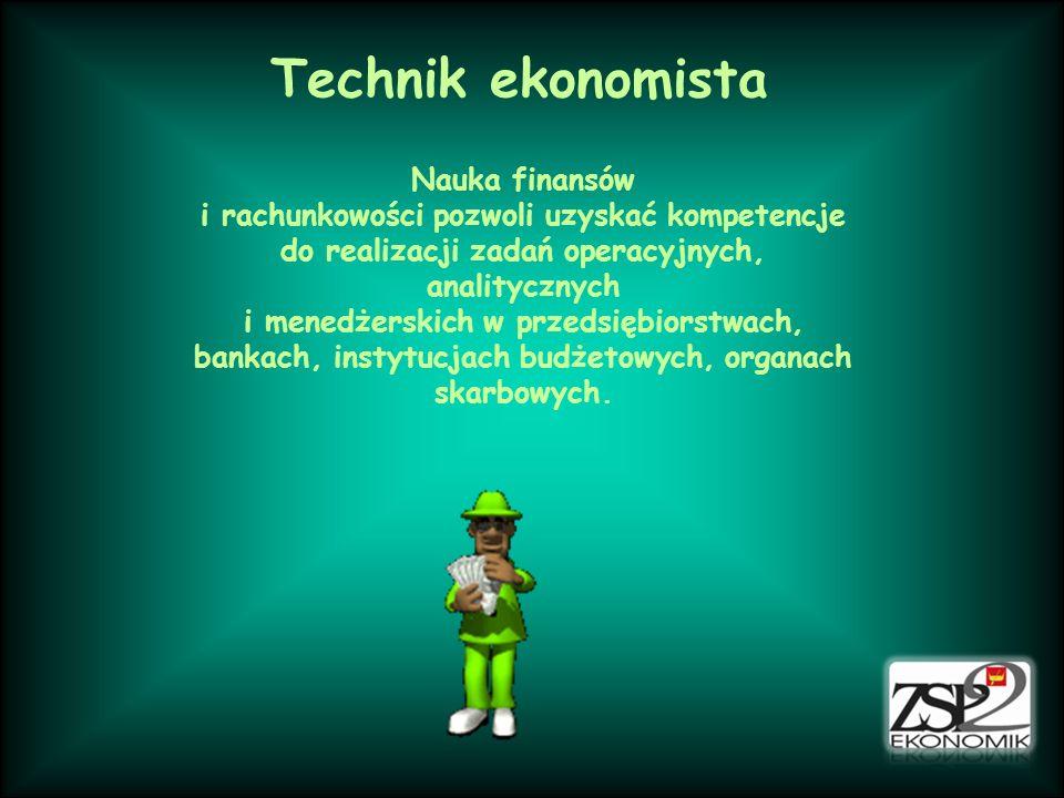 Nauka finansów i rachunkowości pozwoli uzyskać kompetencje do realizacji zadań operacyjnych, analitycznych i menedżerskich w przedsiębiorstwach, bankach, instytucjach budżetowych, organach skarbowych.