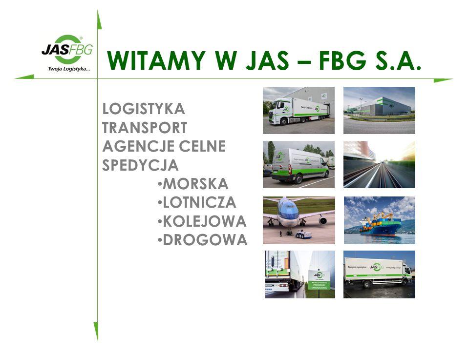 SPEDYTOR KRAJOWY DROBNICOWY kluczowe kompetencje www.jasfbg.com.pl