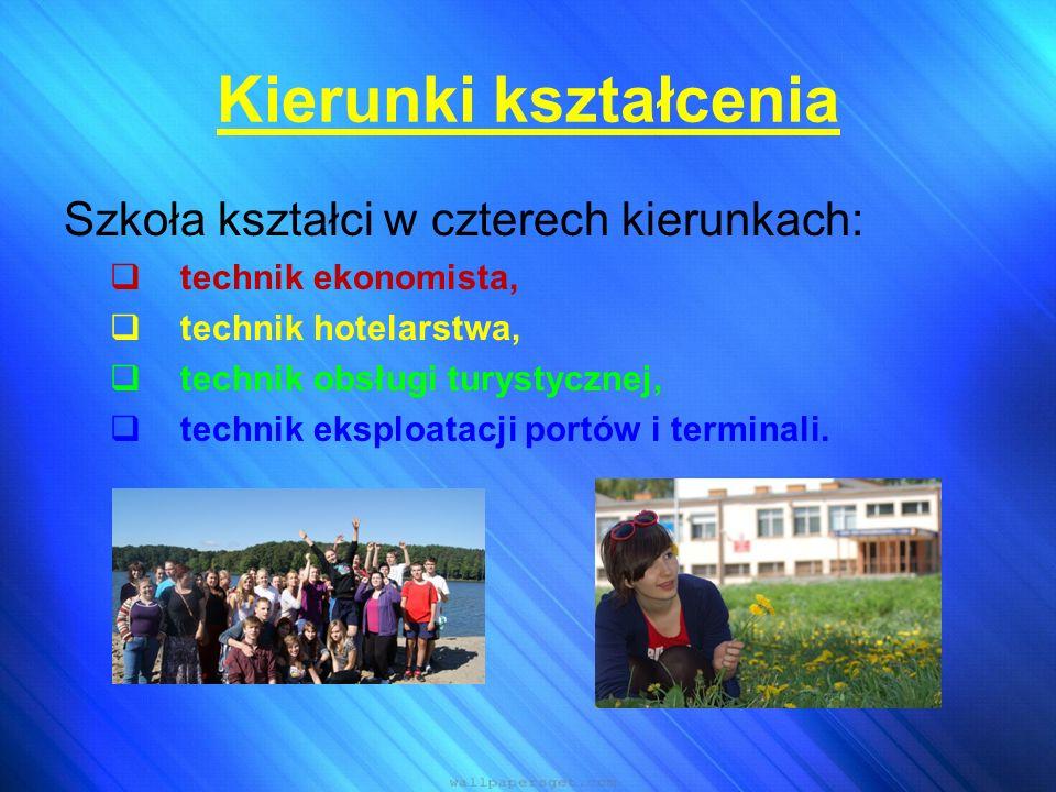 """Projekt """"Turystycznym szlakiem z ziemi włoskiej do Polski współfinansowany ze środków Unii Europejskiej w ramach Europejskiego Funduszu Społecznego Podniesienie poziomu umiejętności zawodowych młodzieży związanych z organizacją krajowych i zagranicznych imprez turystycznych – - współpraca ze szkołą z Padwy we Włoszech."""