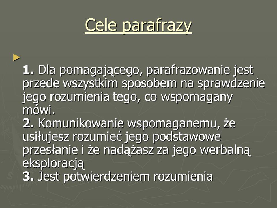 Cele parafrazy ► 1.