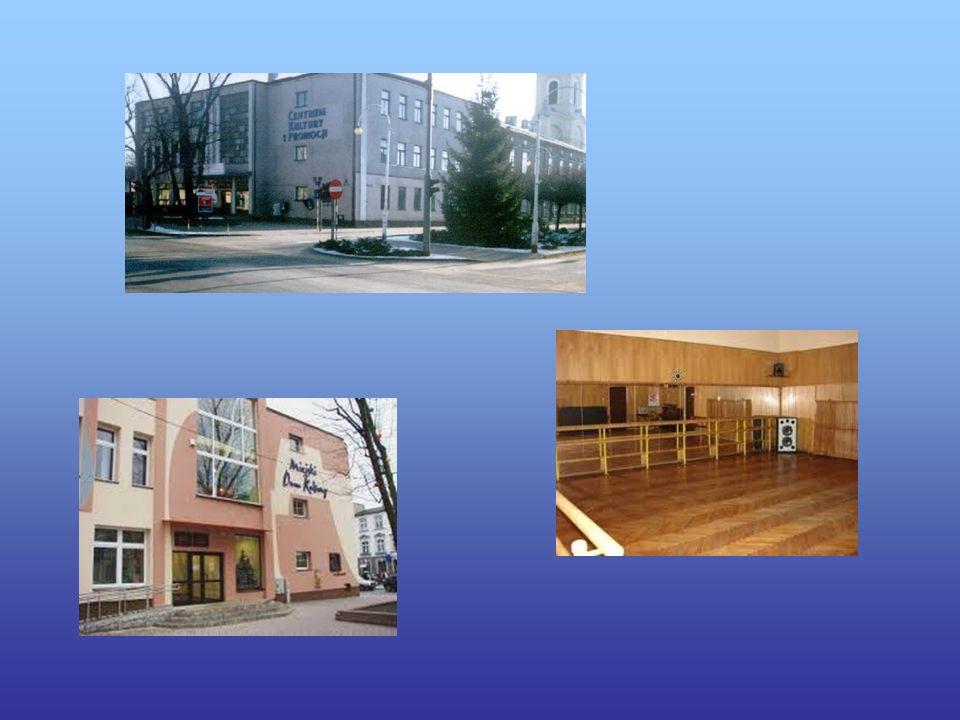 Miejski Dom Kultury realizuje zadania w dziedzinie upowszechniania kultury, wychowania, edukacji oraz promocji dorobku kulturalnego. Do podstawowych z