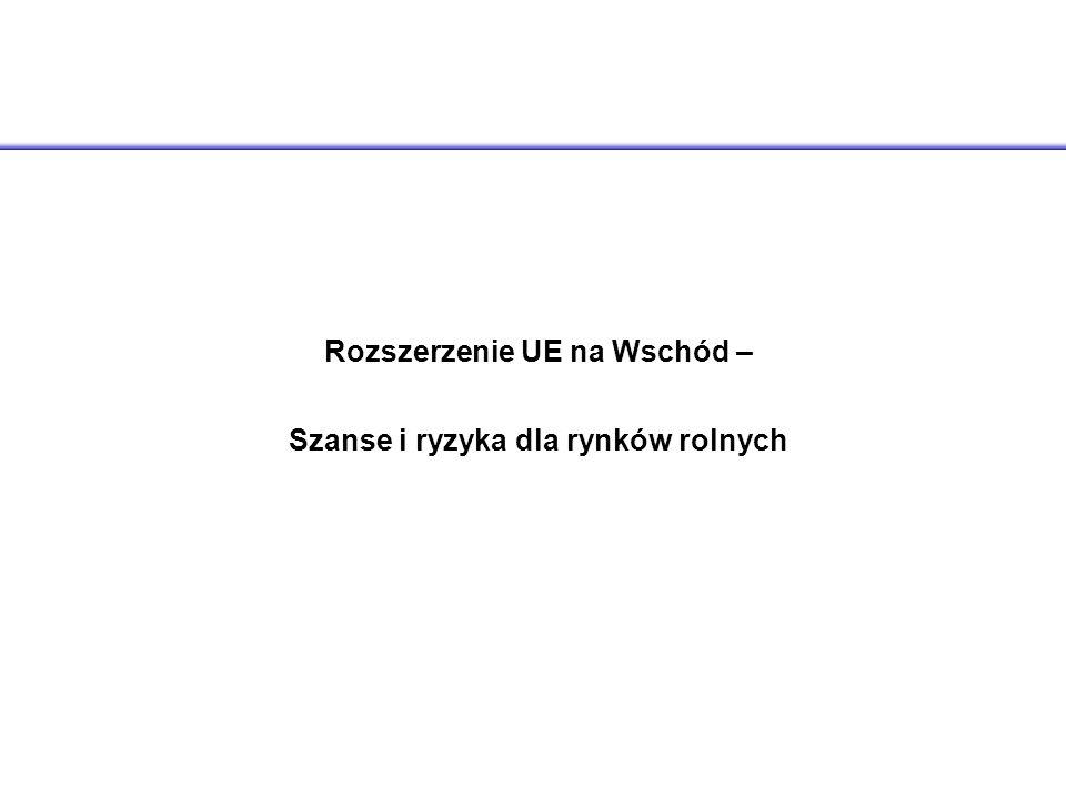 Struktura Rynek mleka Rynek mięsa Zboże / Rzepak / Oleiste Cukier Oowoce i warzywa