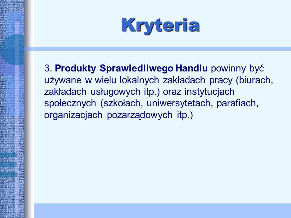 Kryteria 3.
