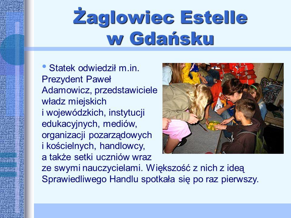 Sprawiedliwy Handel Sprawiedliwy Handel jest mało znaną w Polsce formą pomocy rozwojowej dla marginalizowanych producentów z krajów Trzeciego Świata, poprzez umożliwienie im sprzedaży owoców ich pracy za godziwą cenę, eliminację pracy dziecięcej i niewolniczej oraz zachęcanie konsumentów do dokonywania odpowiedzialnych wyborów w czasie zakupów.