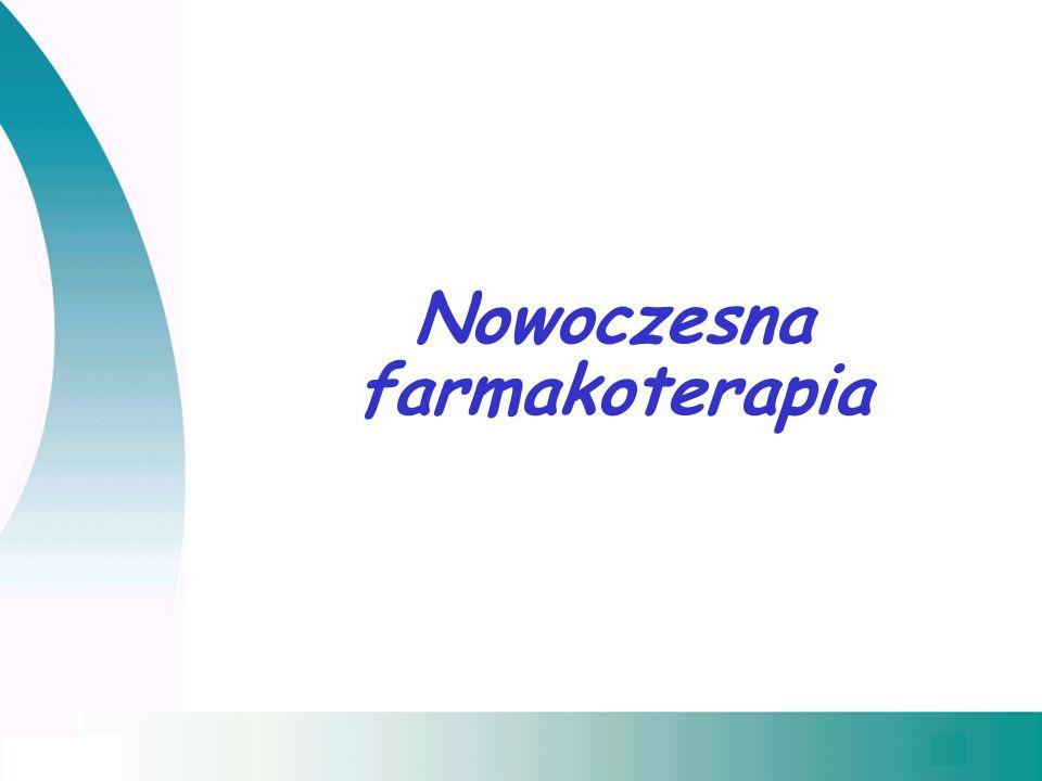 Nowoczesna farmakoterapia