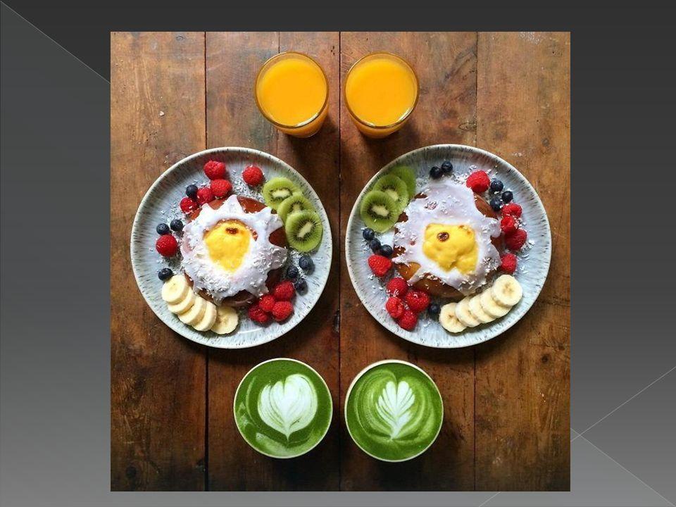 Zdrowe śniadanie powinno być pełnowartościowe.Czyli składając się z produktów zbożowych: tj.