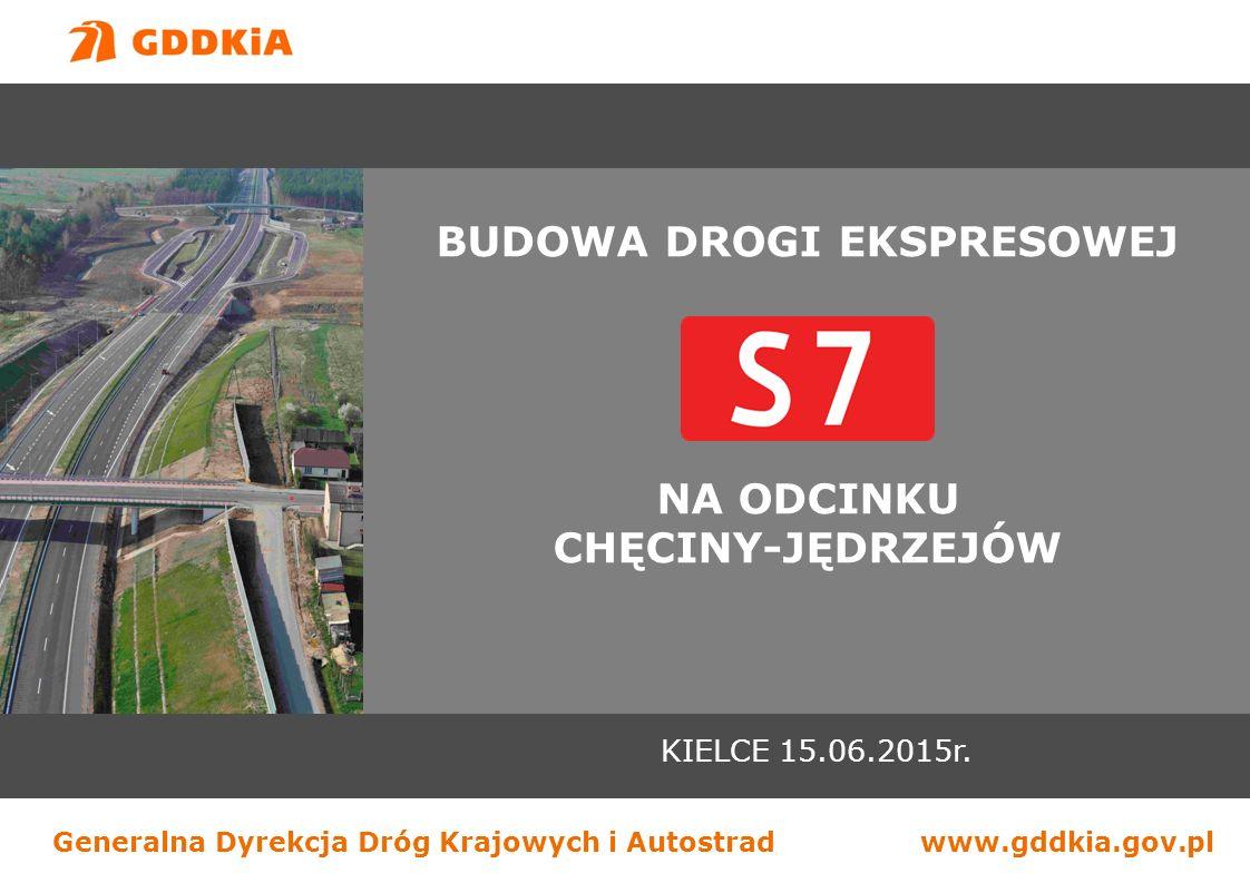 Generalna Dyrekcja Dróg Krajowych i Autostradwww.gddkia.gov.pl KIELCE 15.06.2015r.