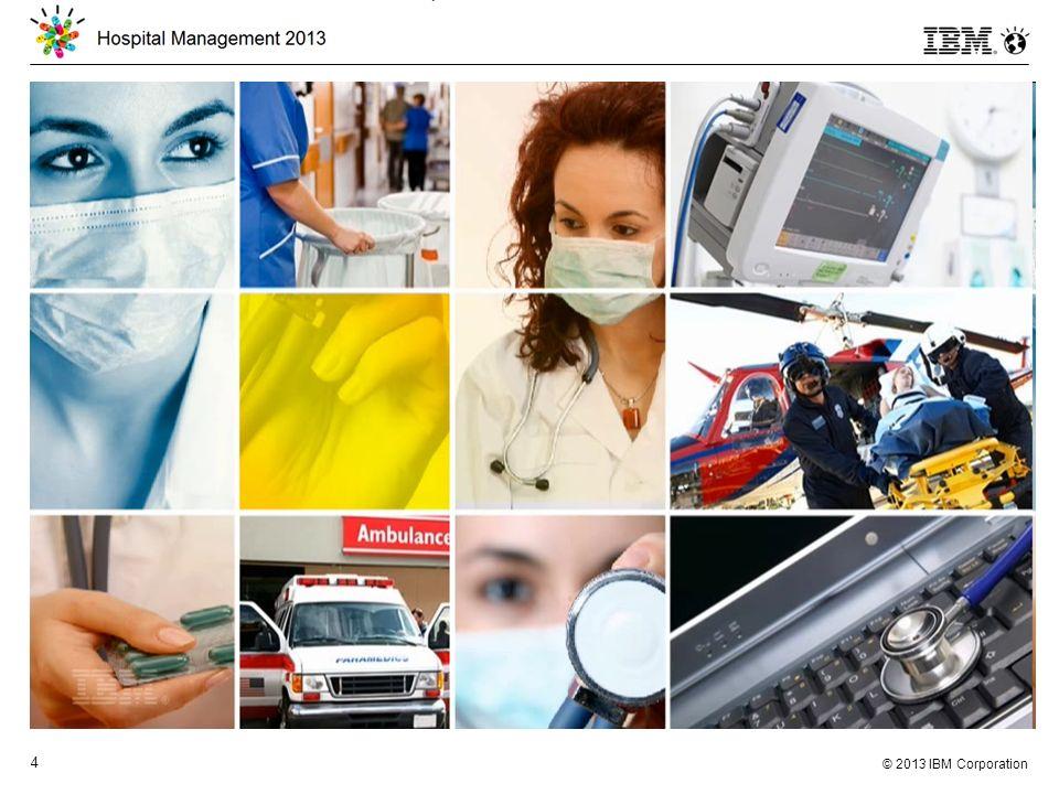 © 2013 IBM Corporation 4