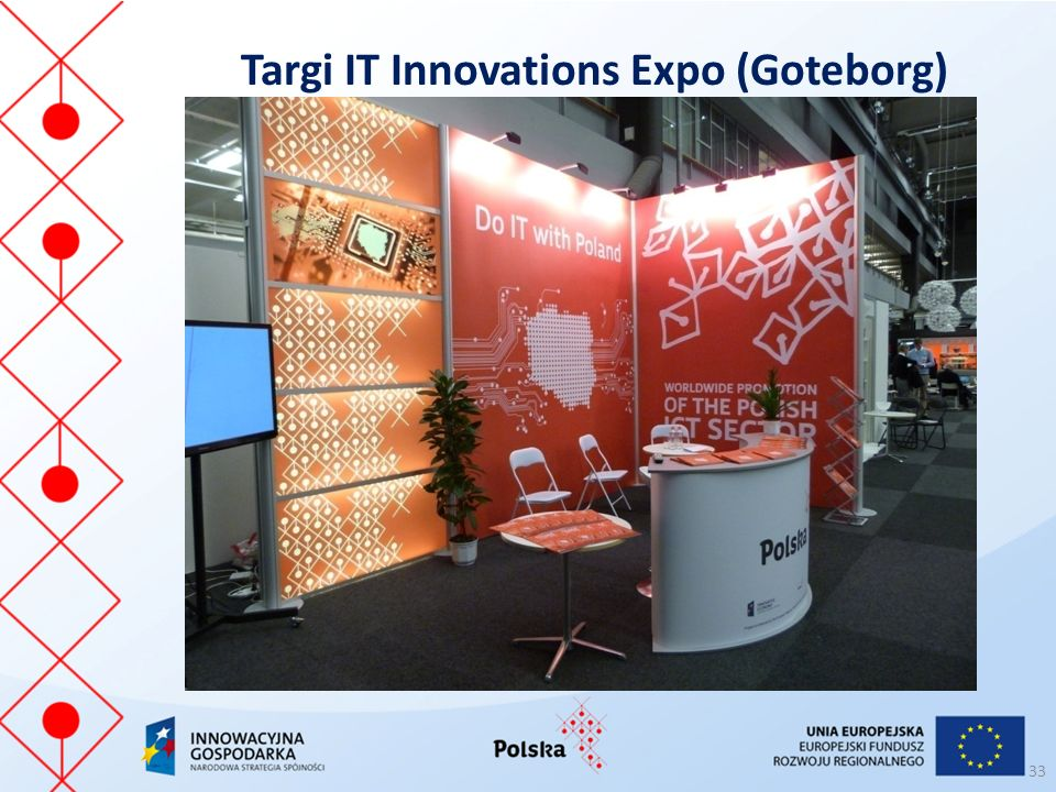 Targi IT Innovations Expo (Goteborg) 33