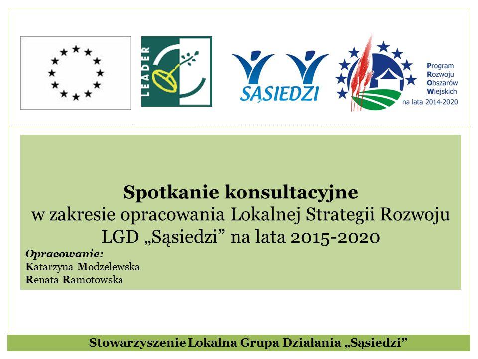ROLNICTWO organizowanie się gospodarcze rolników Wg stanu na koniec kwietnia 2015 roku w rejestrze Marszałka Województwa Podlaskiego zarejestrowanych było 43 grup producentów rolnych, w tym tylko 1 grupa pochodziła z obszaru LGD.