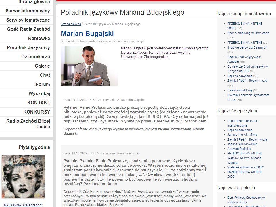 www.marian.bugajski.com.pl