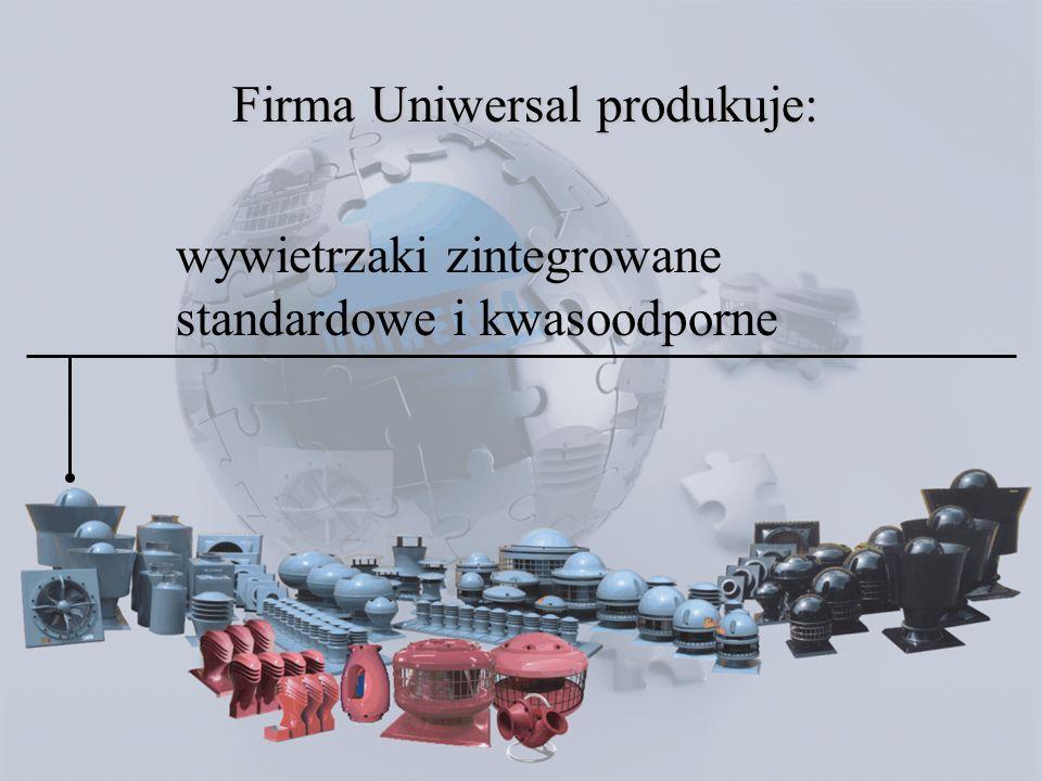 wywietrzniki grawitacyjne przeciwwybuchowe WLO EQ www.uniwersal.com.pl Wywietrzniki WLO produkowane są również w wersji przeciwwybuchowej – zostały one oznaczone cechą EQ.