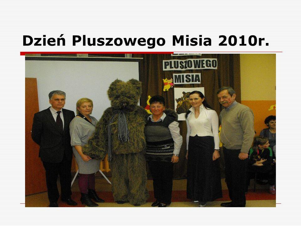 Dzień Pluszowego Misia 2010r.