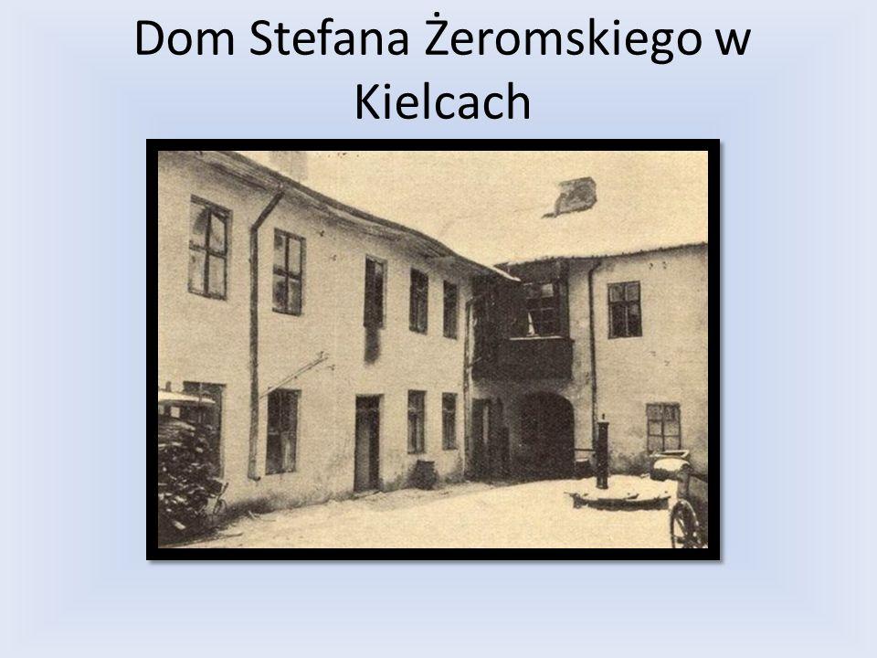 Dom Stefana Żeromskiego w Kielcach