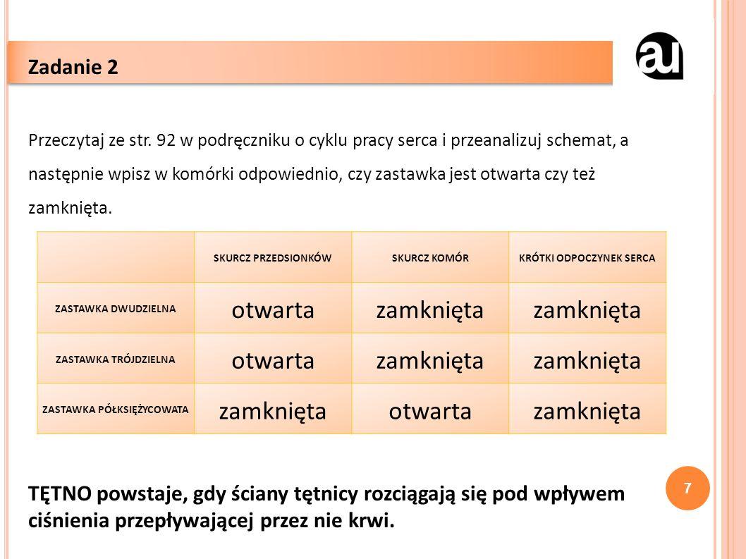 7 Zadanie 2 Przeczytaj ze str.