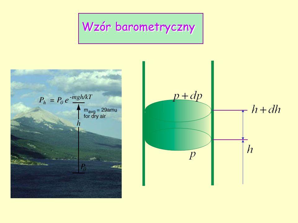 Wzór barometryczny