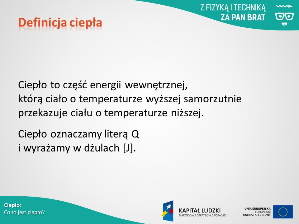 Ciepło: Temperatura i sposoby jej pomiaru