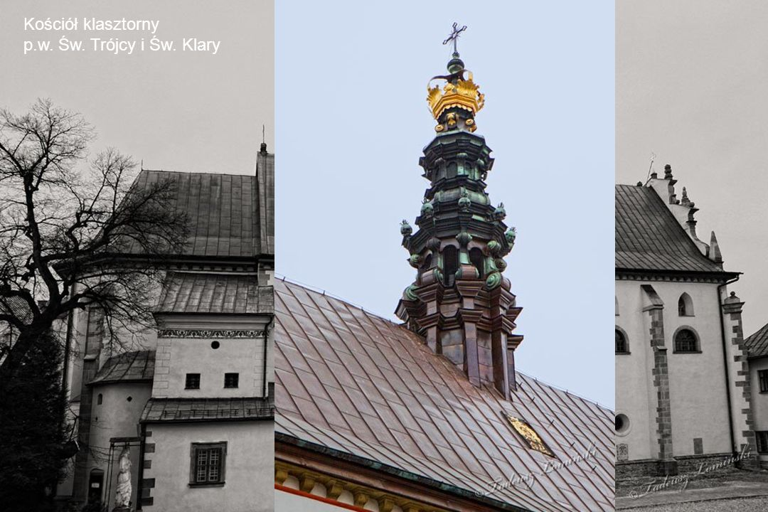 Kościół klasztorny p.w. Św. Trójcy i Św. Klary