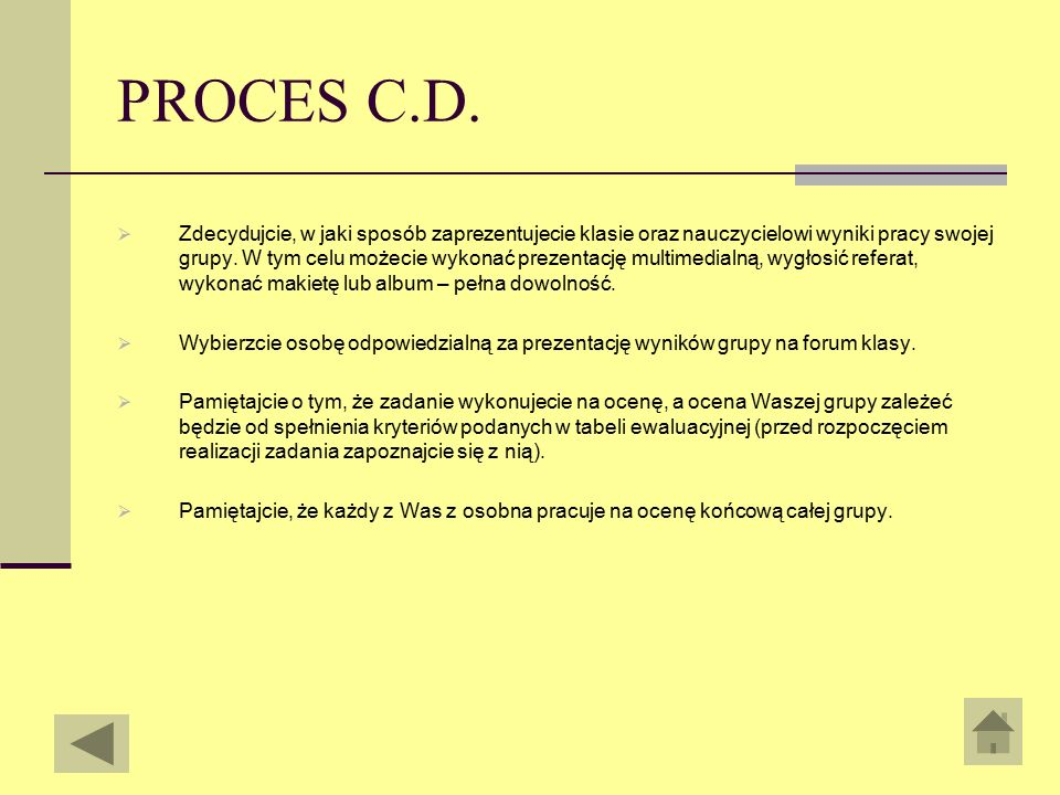 PROCES C.D.