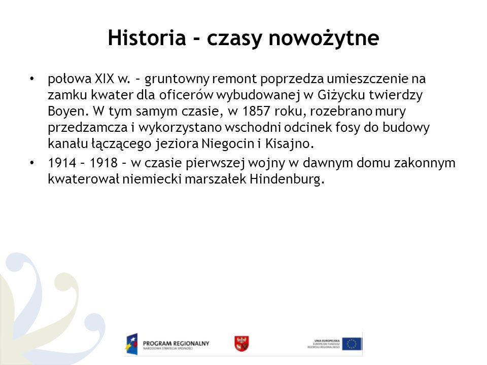 Historia - czasy nowożytne połowa XIX w.