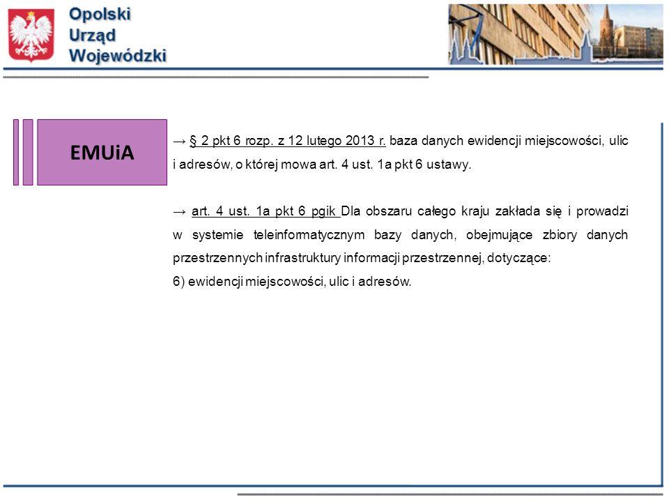 → § 2 pkt 6 rozp. z 12 lutego 2013 r.