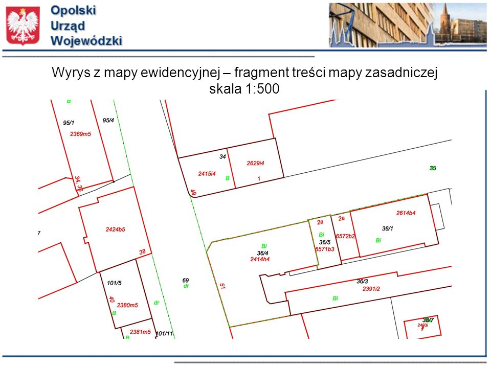 Prawo geodezyjne i kartograficzne Art.4. ju 1a.