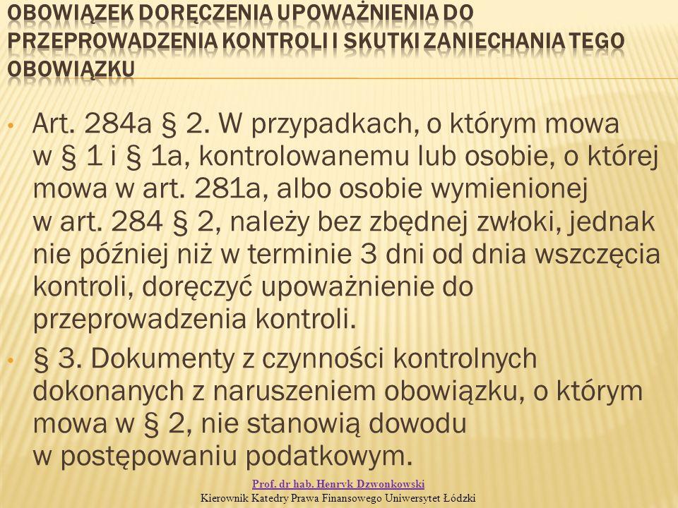 Art. 284a § 2.