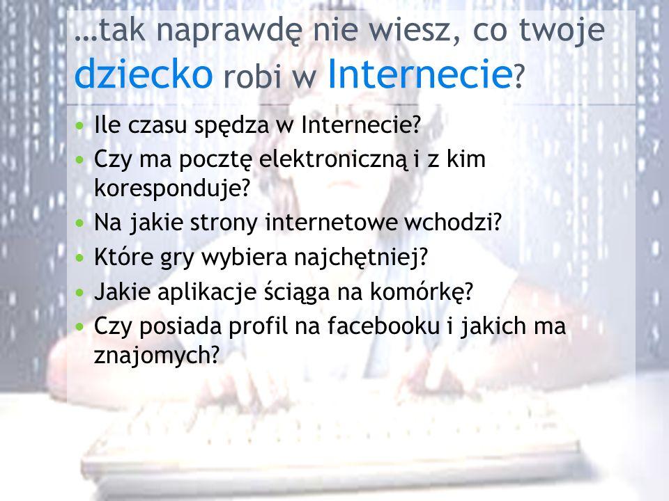 społeczność …Internet to społeczność? Do niedawna prawdziwy rozkwit prze ż ywał serwis nasza- klasa.pl, umo ż liwiaj ą cy odnajdywanie znajomych ze sz