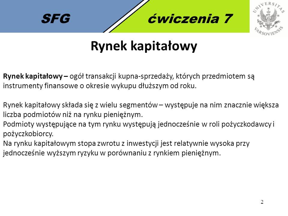 3 Instrument finansowyEmitent (wystawca)Rynek wtórnyRynek zorganizowany - Depozyty długoterminowe - Kredyty długoterminowe - Akcje - Udziały - Obligacje skarbowe - Obligacje komunalne - Obligacje korporacyjne - Listy zastawne - Jednostki rozrachunkowe - Jednostki uczestnictwa - Certyfikaty inwestycyjne - Polisy ubezpieczeniowe - Banki komercyjne - Kredytobiorcy - Spółki akcyjne - Spółka z o.o.