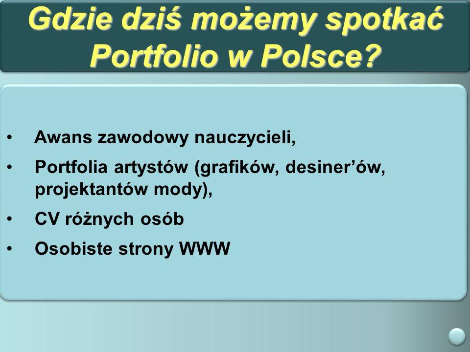 Planowanie ePortfolio (3.