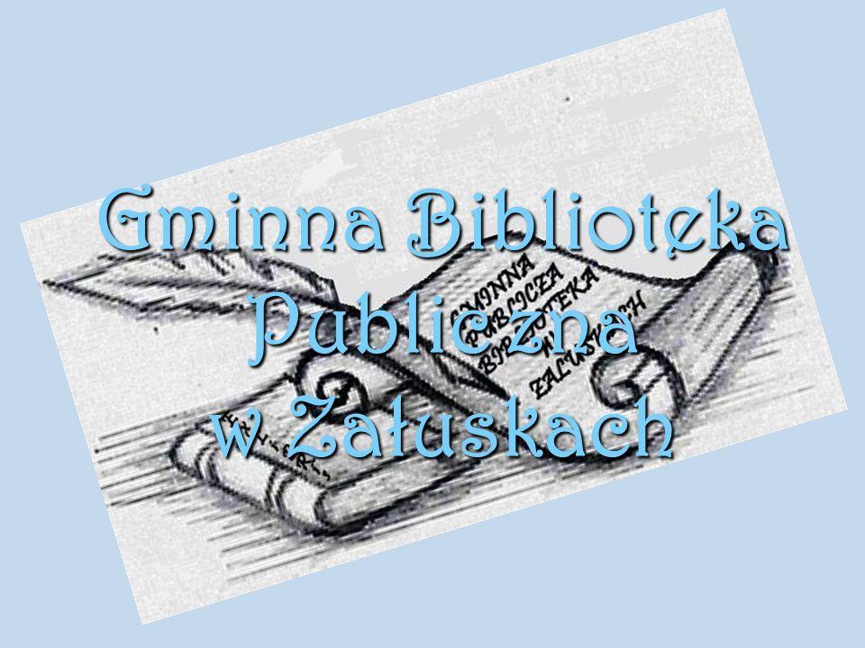 Gminna Biblioteka Publiczna w Załuskach