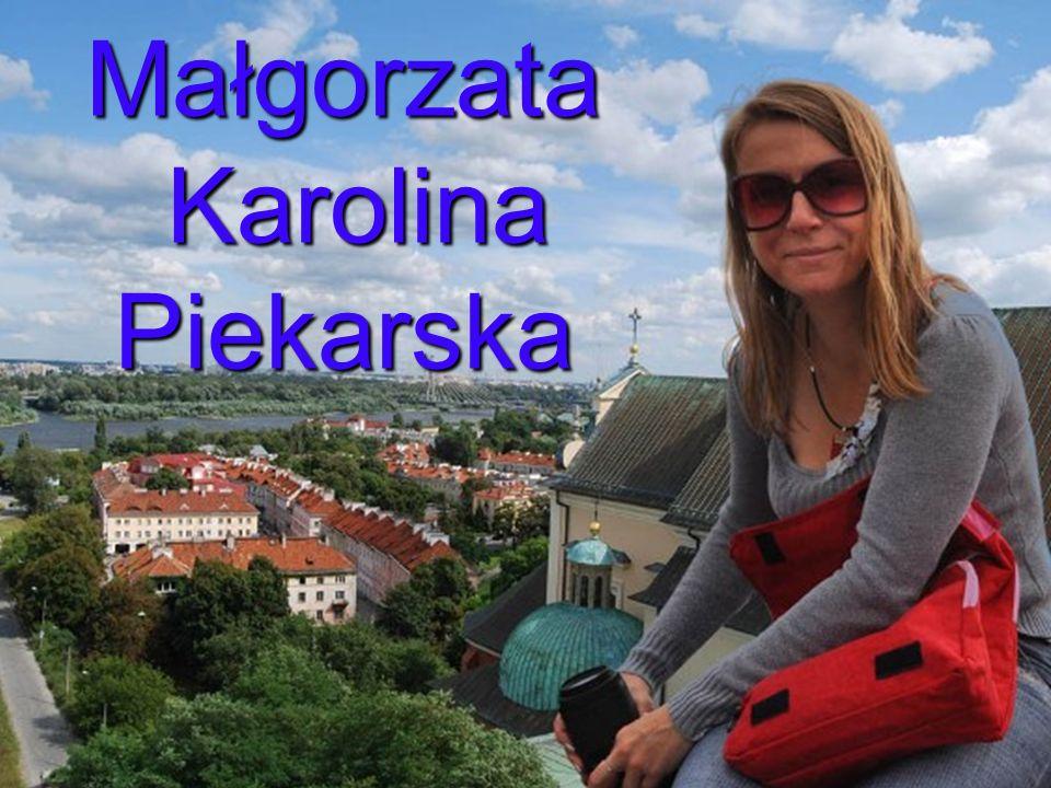 Małgorzata Karolina Piekarska