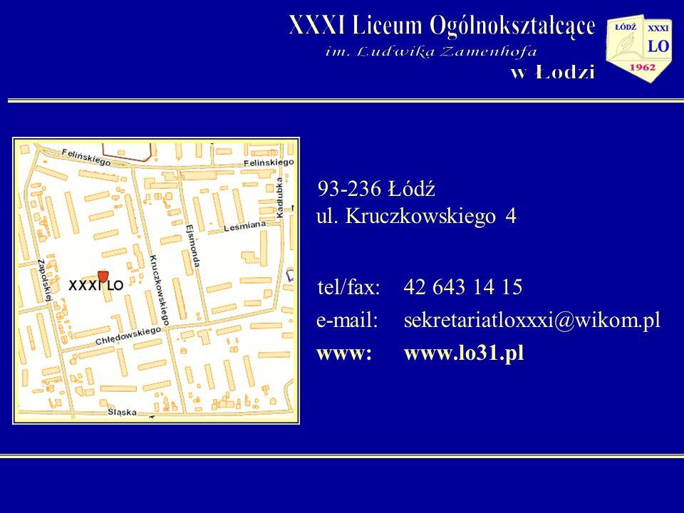 93-236 Łódź ul.