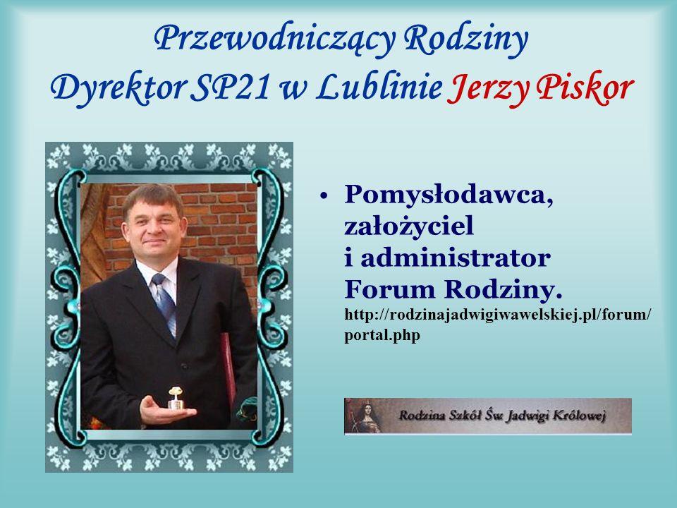 Laureaci Statuetek Perełek 2008 Dyrektor Halina Peta Dyrektor Jerzy Piskor Przewodniczący Sodalicji Jan Pociej