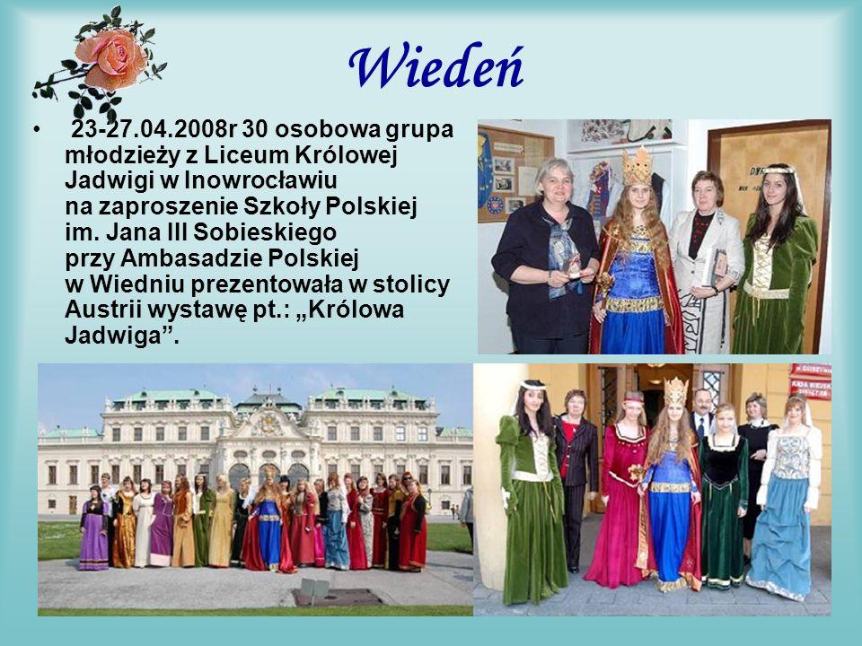 W Inowrocławiu odbyło się m.in. spotkanie Rodziny Szkół Świętej Królowej Jadwigi.