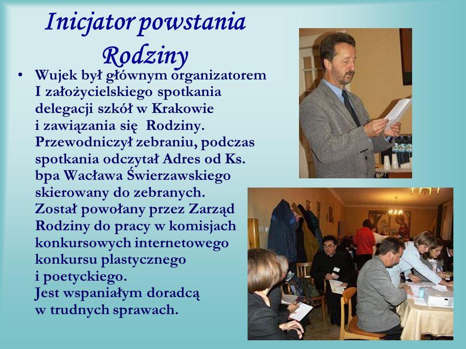 Współpraca z Polonią Jan Pociej uczestniczył w spotkaniu stowarzyszeń polonijnych w Toruniu.