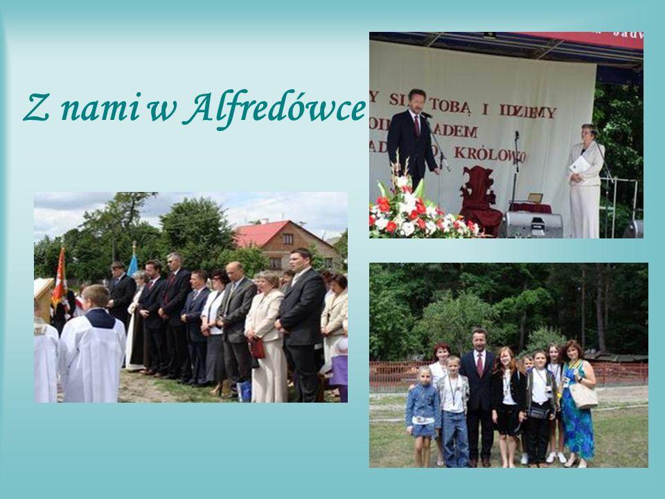 Działa w Zarządzie Rodziny Szkół Aktywnie włączał się do wielu prac związanych z organizacją I zjazdu szkół jadwiżańskich 8.06.2007r.
