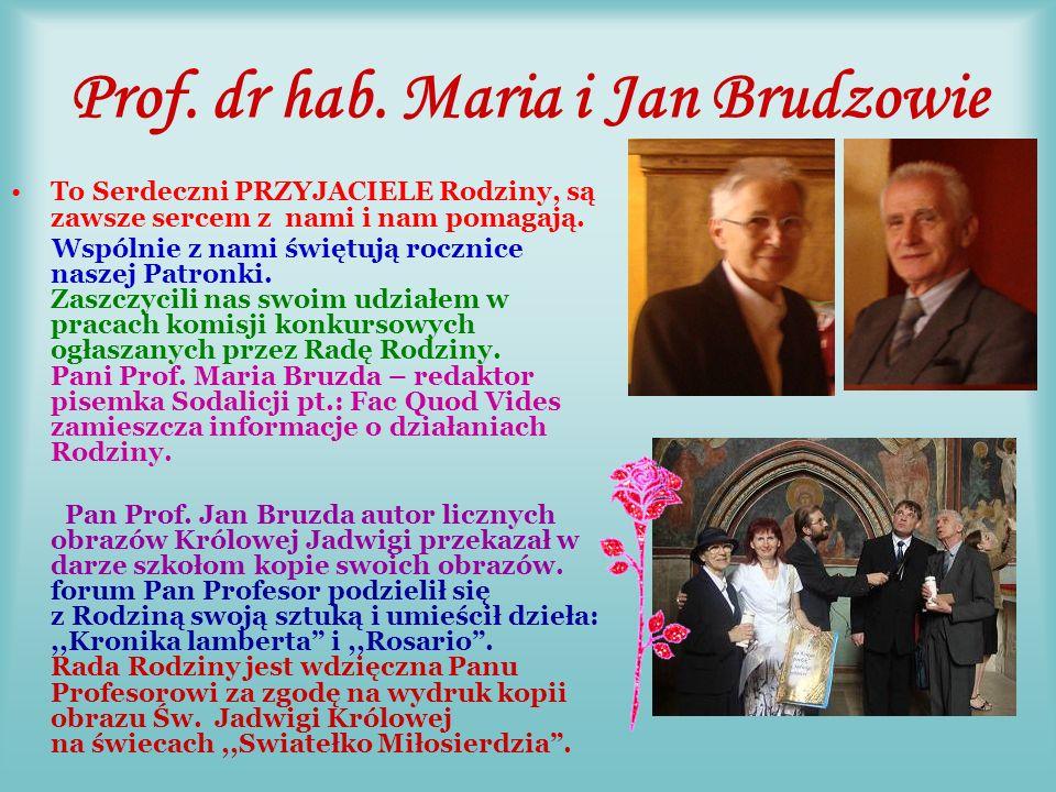 Laureaci Perełek 2009 wśród dorosłych Dyrektor Bek Bogusław, Radom prof.