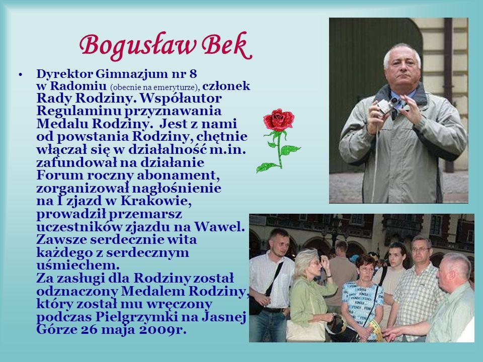Dr Stanisława Postawa Do grona PRZYJACIÓŁ Rodziny należy również dyrektor Archiwum Królowej Jadwigi w Krakowie Pani dr Stanisława Postawa.