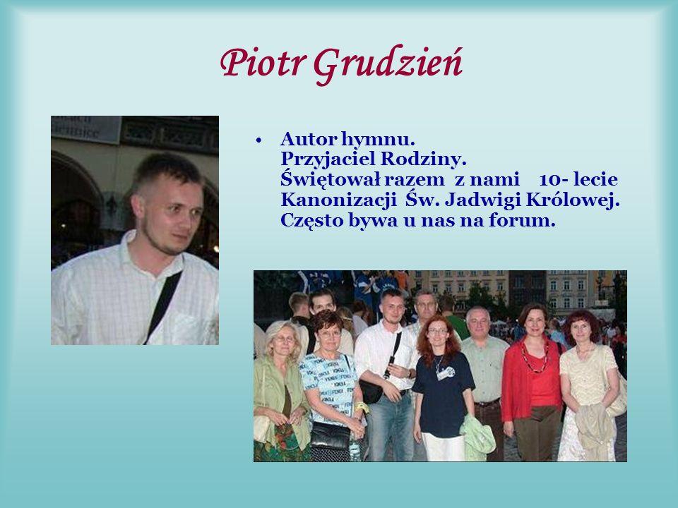 Elżbieta Górecka Ela z Radomia swoją osobowością wzbogaca Zarząd i Rodzinę.