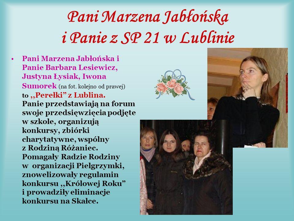 Piotr Grudzień Autor hymnu. Przyjaciel Rodziny. Świętował razem z nami 10- lecie Kanonizacji Św.