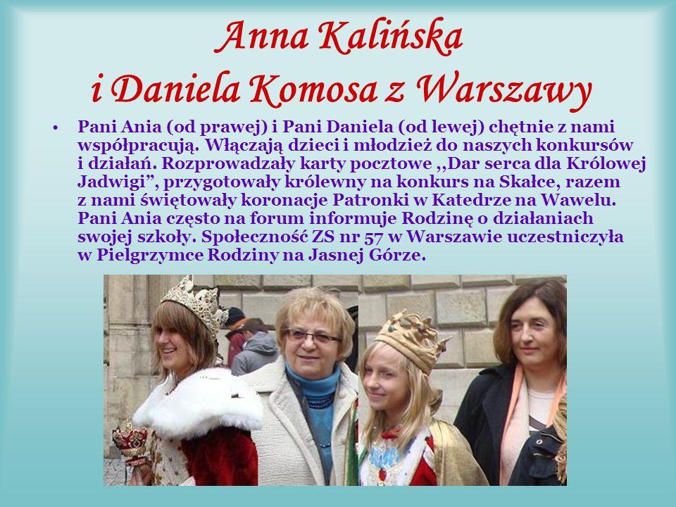 Maria Jaszczak z Zamościa Marysia to aktywny członek Rady Rodziny.