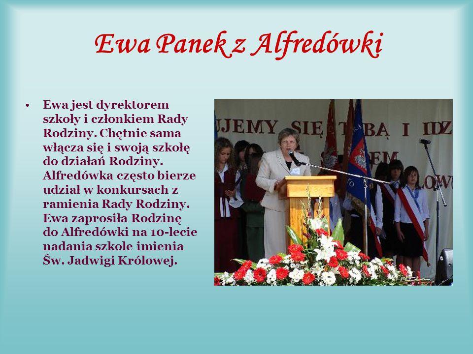 Mirosław Karkut Dyrektor Gimnazjum w Widełce jest w członkiem Rady Rodziny.