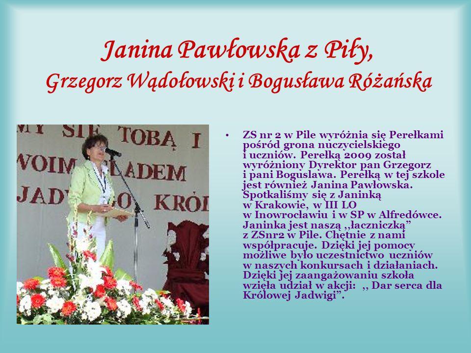 Ewa Panek z Alfredówki Ewa jest dyrektorem szkoły i członkiem Rady Rodziny.