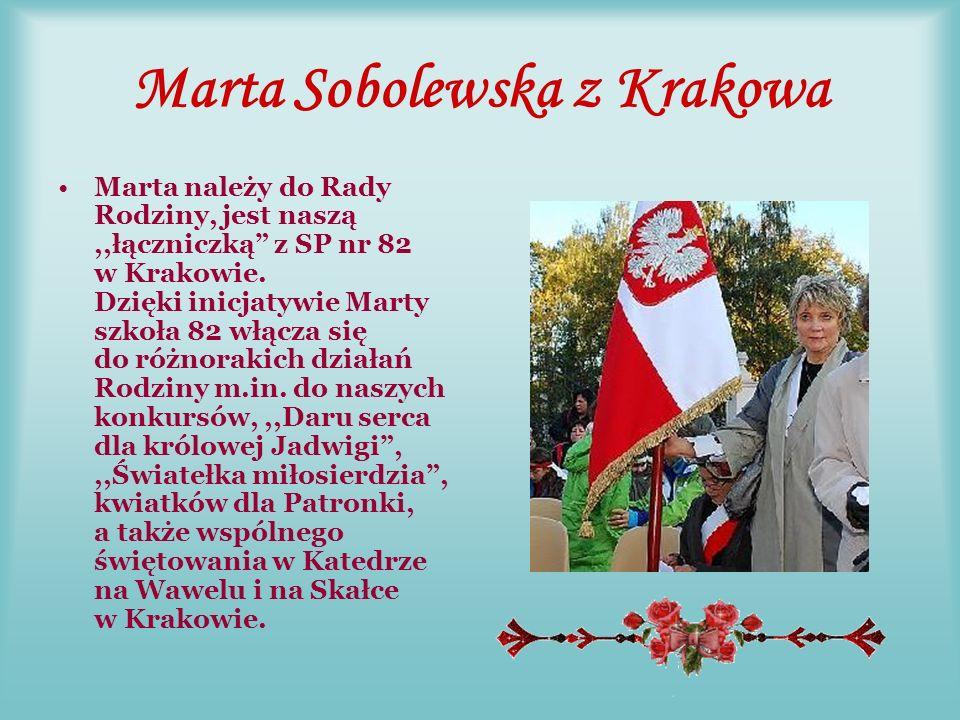Sabina Rylska Dyrektor Katolickiego LO w Otwocku. Autorka pięknej książki o swoim synu.