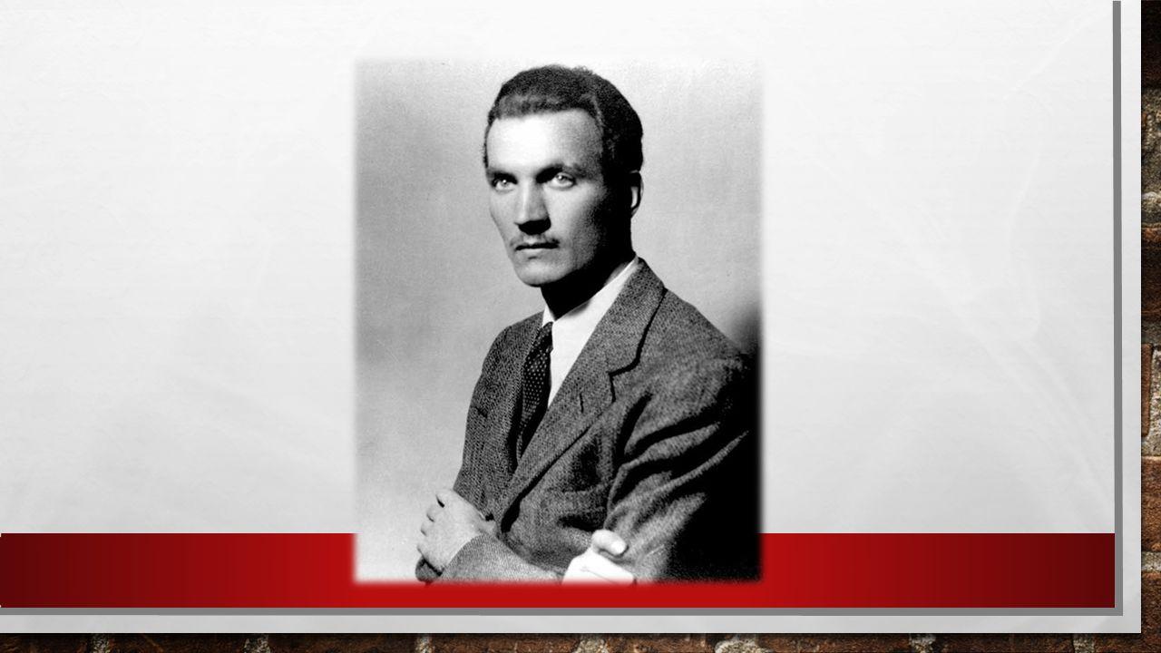 JAN KARSKI Jan Karski, właściwie Jan Romuald Kozielewski, pseudonim Witold (ur.