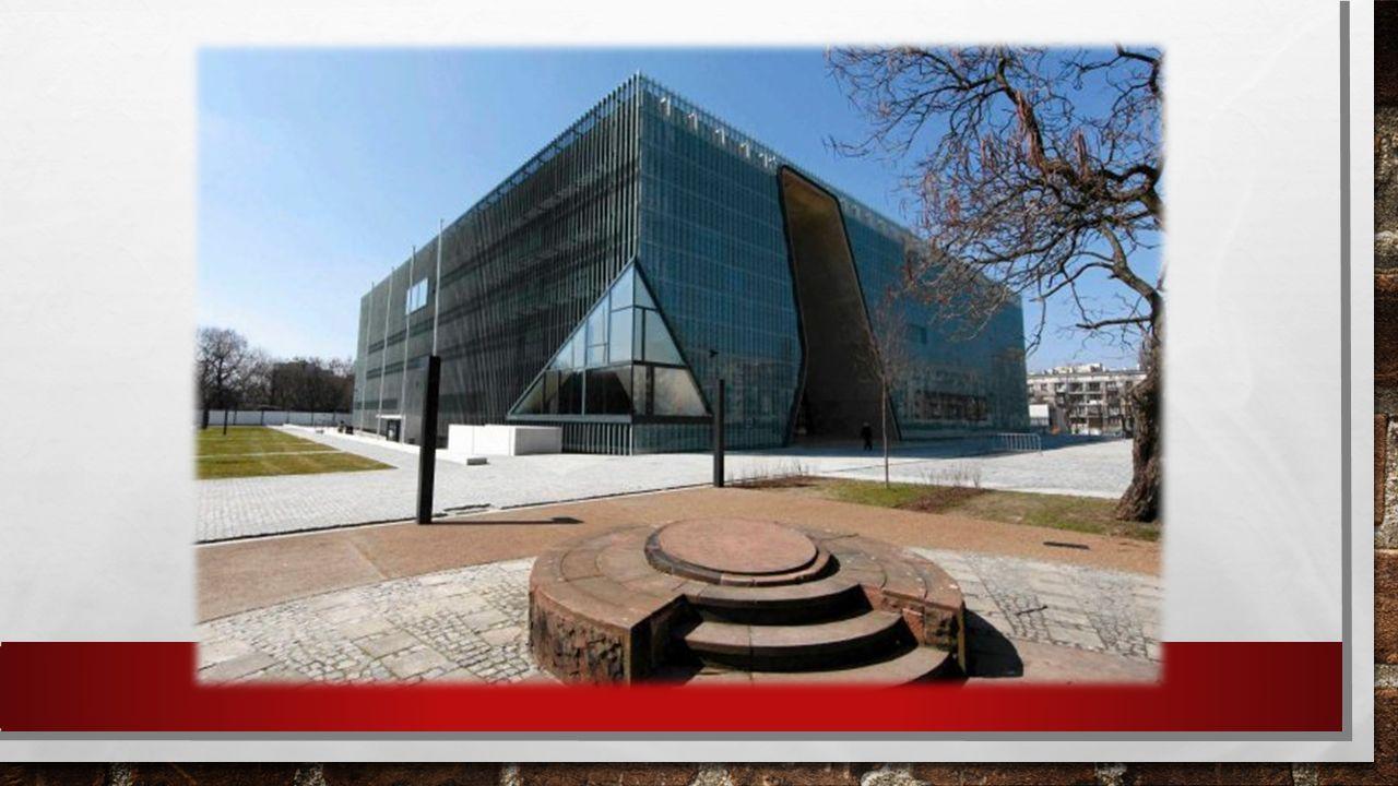 Muzeum realizuje dwie funkcje: tradycyjnego muzeum i centrum kulturalno-edukacyjnego.
