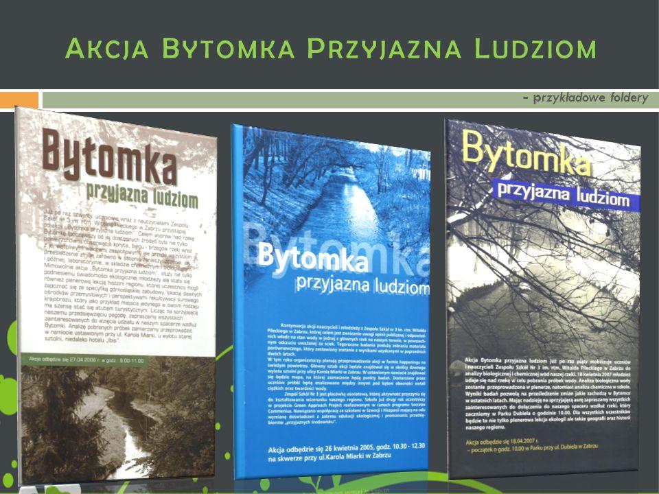 A KCJA B YTOMKA P RZYJAZNA L UDZIOM - p rzykładowe foldery