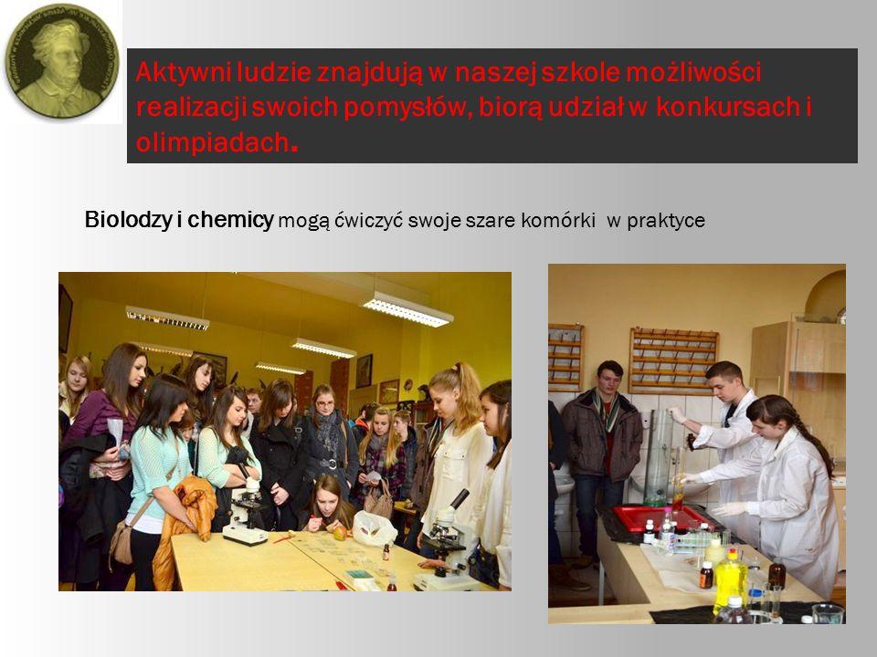 Szlifujemy Opolskie Diamenty Projekt, dzięki któremu uczniowie naszej szkoły mogli uczestniczyć w zajęciach na Uniwersytecie Opolskim.